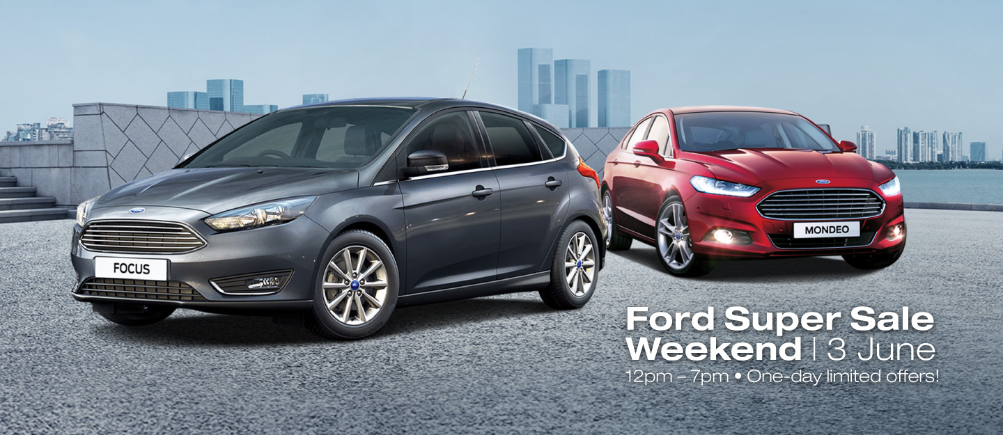 Ford Super Sale Weekend