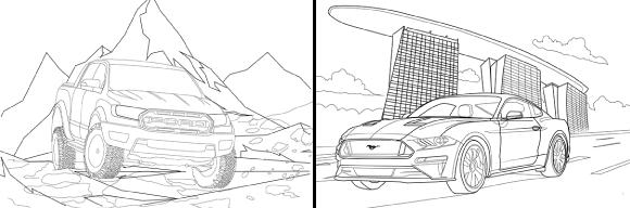 Ford-Ranger-Mustang